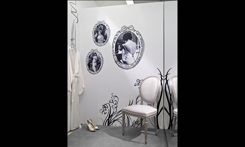 Dressing Room, Christian Dior Temporary Store, Christian Dior Couture, Gensler