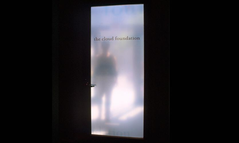Door, The Cloud Foundation Sign System, plus design
