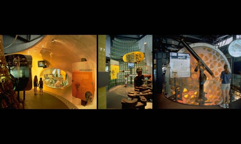 Corning Museum of Glass, Corning, Inc., Ralph Appelbaum Associates