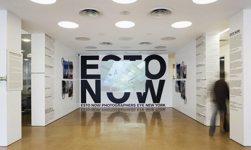 Esto Now: Photographers Eye New York, Pentagram