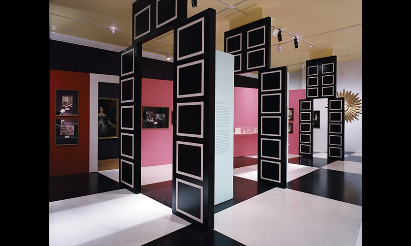Square Paneled Doors, The High Style Of Dorothy Draper, Museum Of The City