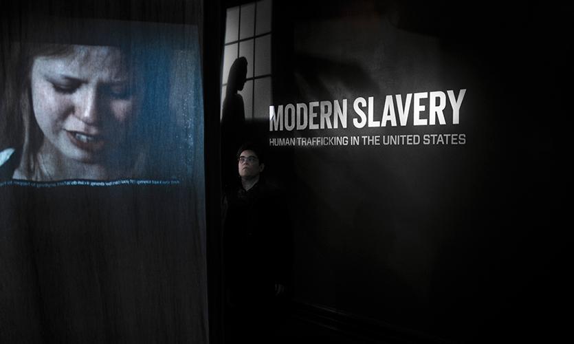 Modern Slavery | SEGD