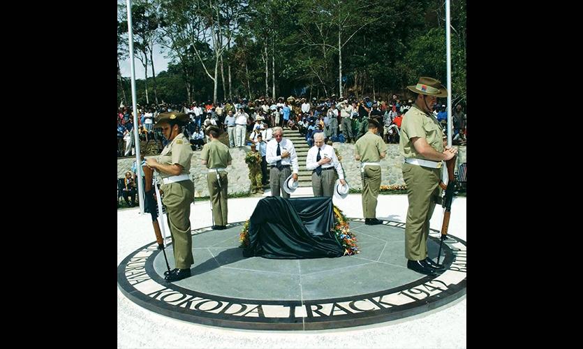 The Isurava Memorial