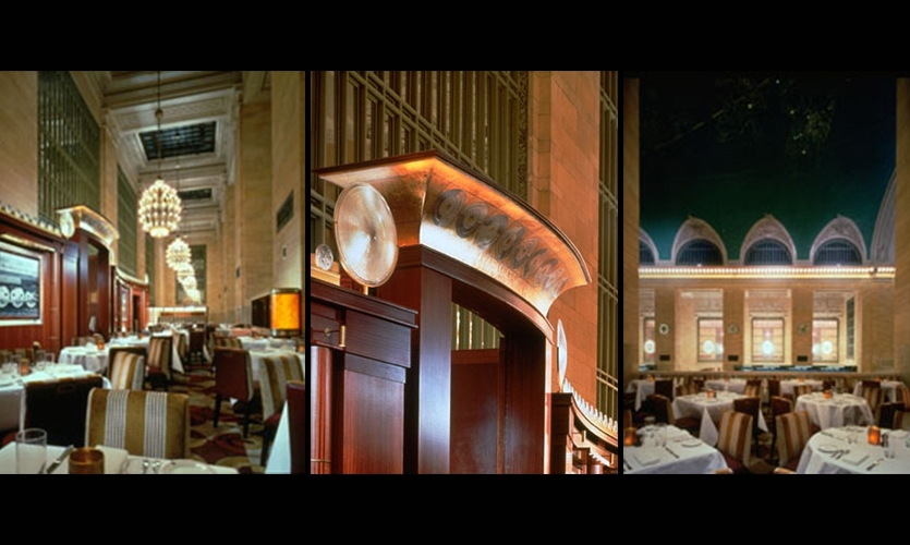 Figura condado dominar  Michael Jordan's The Steakhouse | SEGD