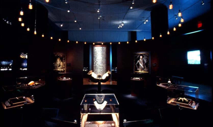 Displays, Pearls, American Museum of Natural History