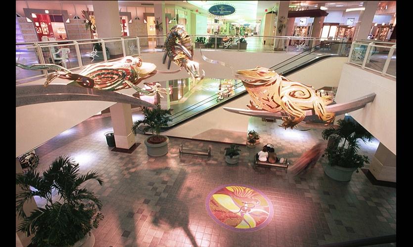 Plazas Las Americas, Designed by CallisonRTKL, Merit 2001