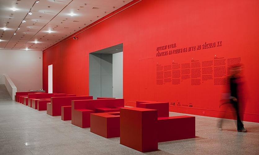 Entrance Hall, Risking Reality, Berardo Collection Museum, R2 Design