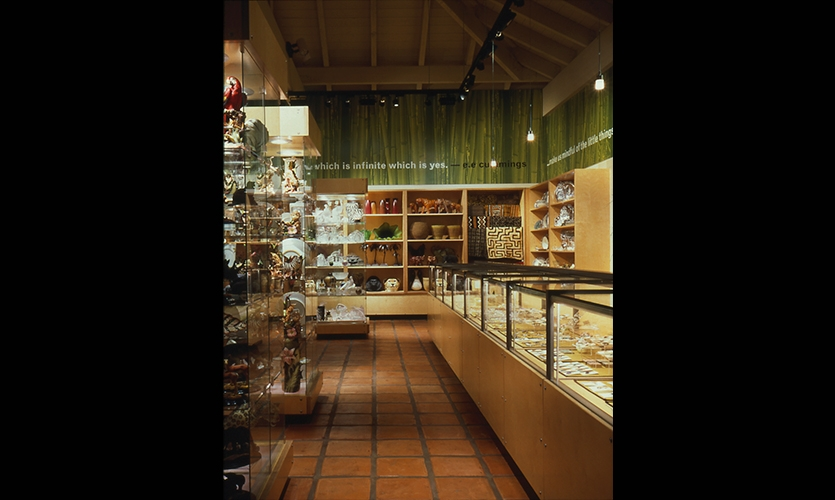 Store Displays, San Diego Zoo Store, The Zoological Society of San Diego, Esherick Homsey Dodge & Davis, Schwartz Architects