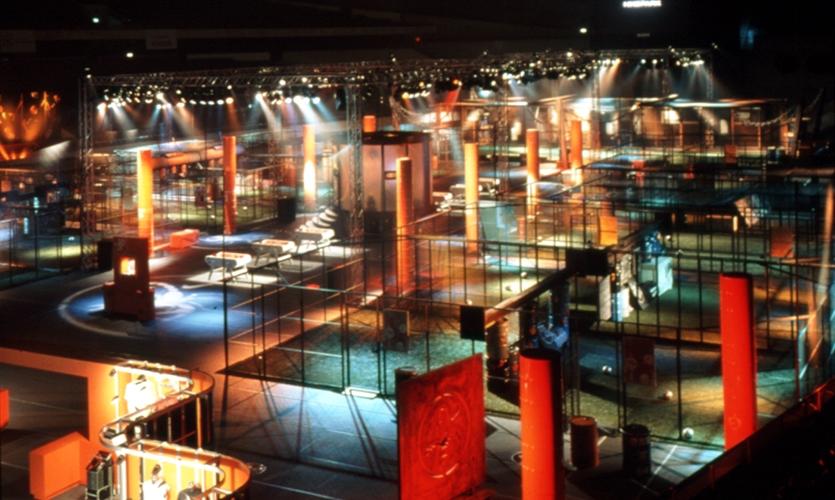 Tournament Area, Scorpion Knockout @NikePark, Nike Football, Nike Brand Design