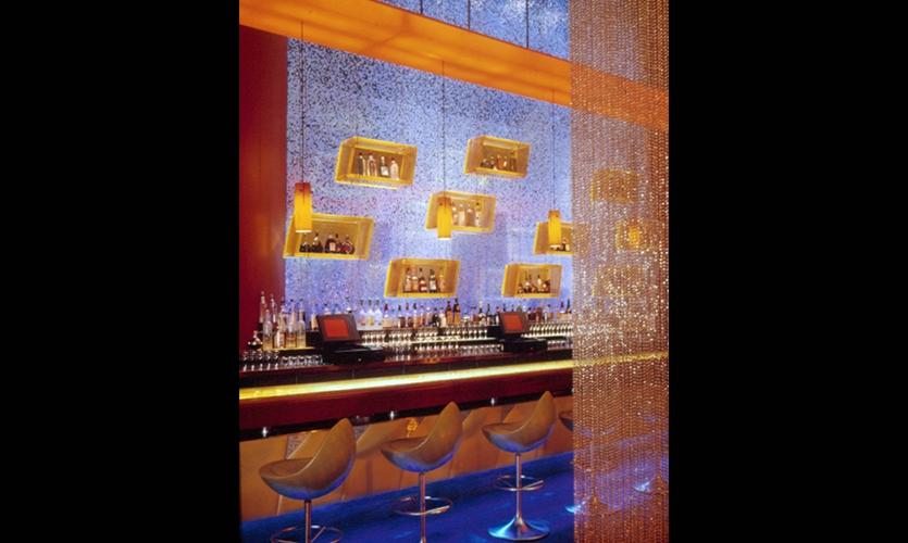 Bar, SushiSamba Rio, Shimon Bokovza, Danielle Billera, Mathew Johnson, Rockwell Group