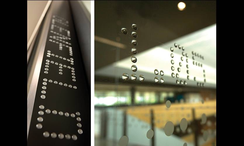 Punched Typography, Sydney Water: By The Sweat Of Their Brows, Sydney Water, BrandCulture Communications