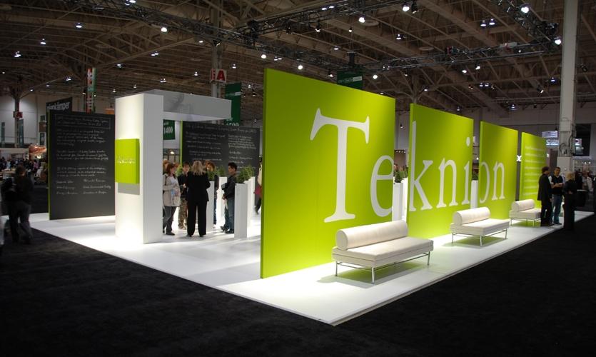 Education Exhibition Booth Design : Teknion iidex exhibit segd