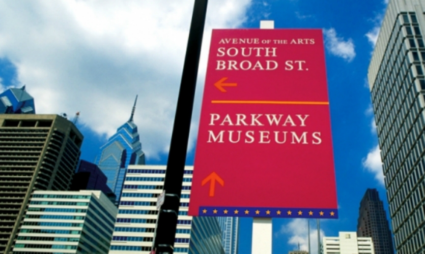 In the 1980s, Sussman developed Directional Philadelphia, which spawned a new generation of urban wayfinding systems.
