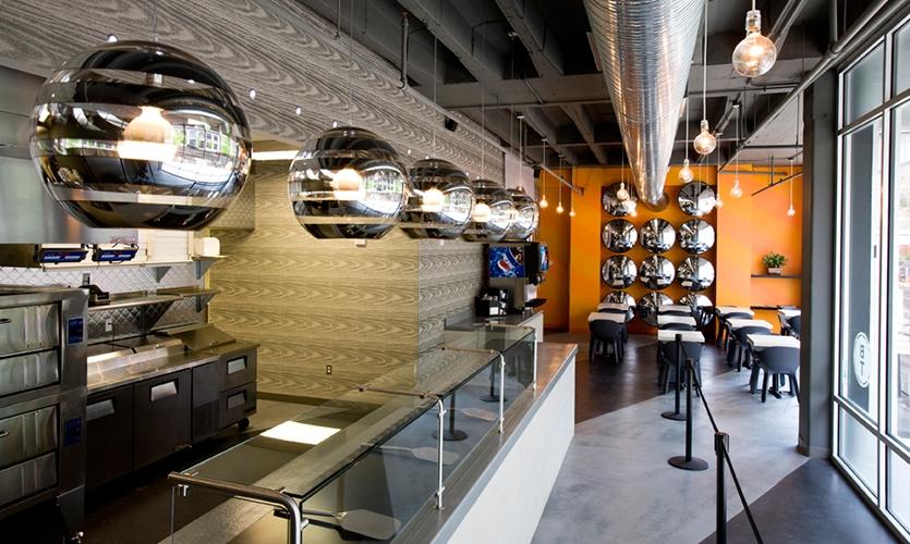 Restaurant Interior, Bu0026T Pizza, Kuhlmann Leavitt