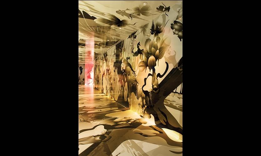Brown Illustrations, Cristal Bar, Zenses Group, Katrin Olina Ltd.