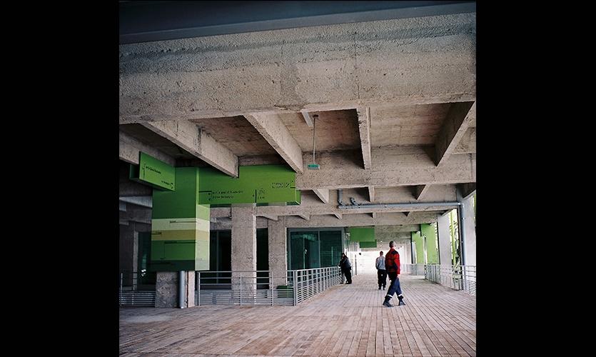 Warehouse, Docks en Seine, Icade, Nicolas Vrignaud