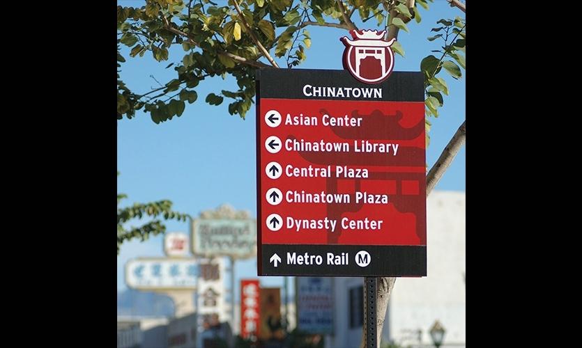 Downtown Los Angeles Walks (Hunt Design, 2007)