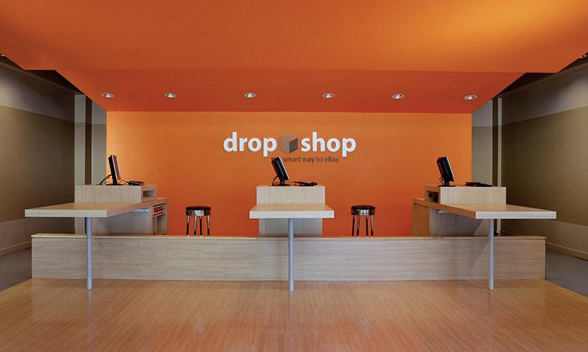 Registers, DropShop, Michael Sheldon and Jim Shea, Gensler