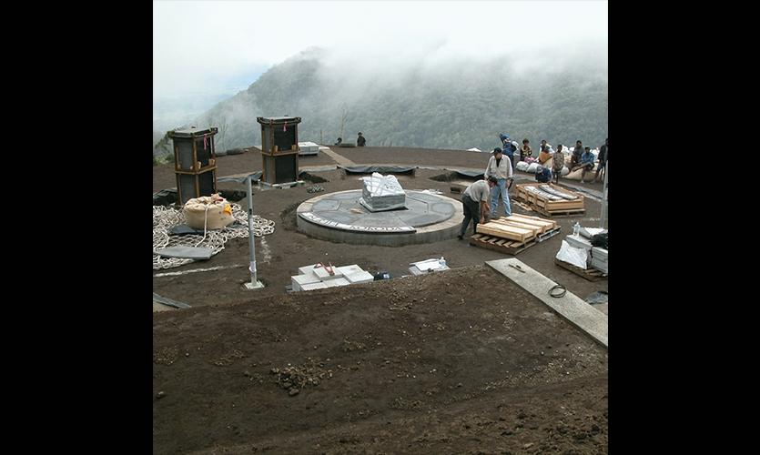 Construction, Isurava Memorial, Office of Australian War Graves, Hewitt Pender Associates