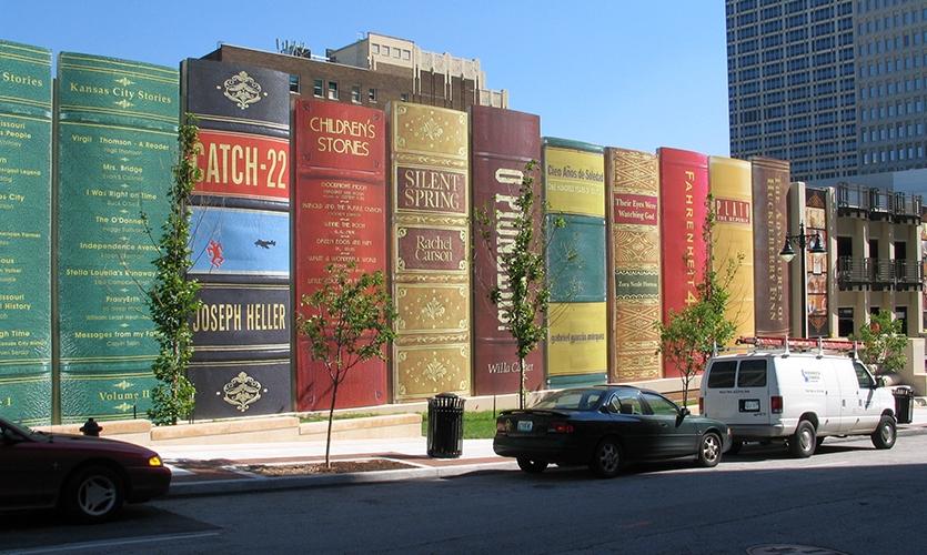 Kansas City Kansas Public Library Main Library Kansas City Ks