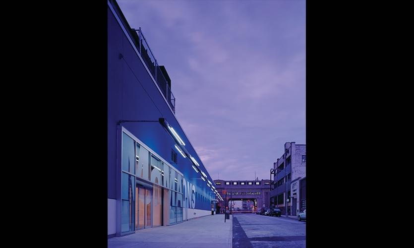 Street View, MoMA QNS, Cooper, Robertson & Partners, Two Twelve Associates, Base Design, Michael Maltzan Architecture