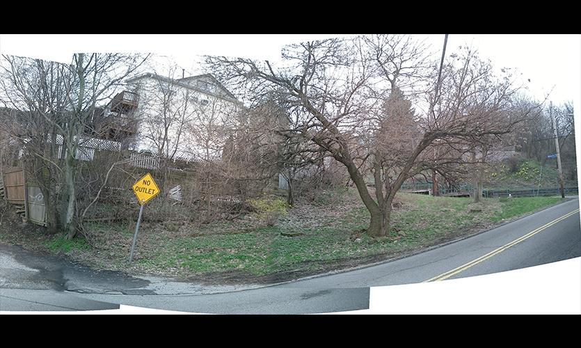 Before, Monastery Street Park, South Side Slopes Neighborhood Association, Loysen + Kreuthmeier Architects
