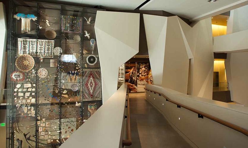 ... architecture interior design integrated history history museum of utah  segd ...
