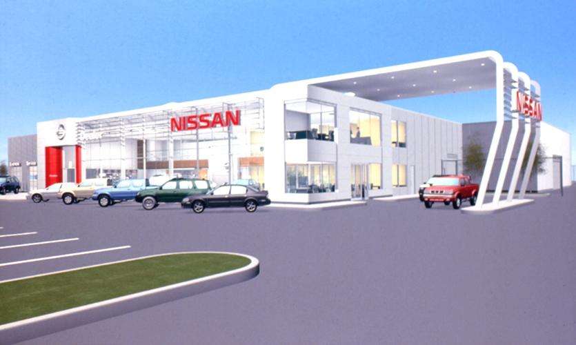 Dealership Branding, Nissan, Nissan North America, Lippincott and Margulies