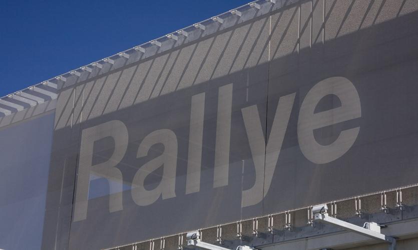 Rallye BMW Facade, HLW International LLP