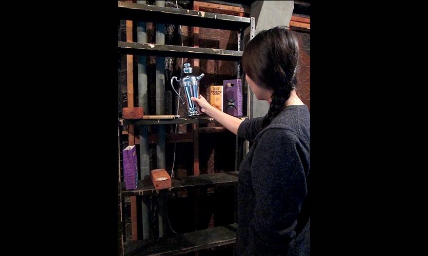 Shop Life, Tenement Museum, Potion