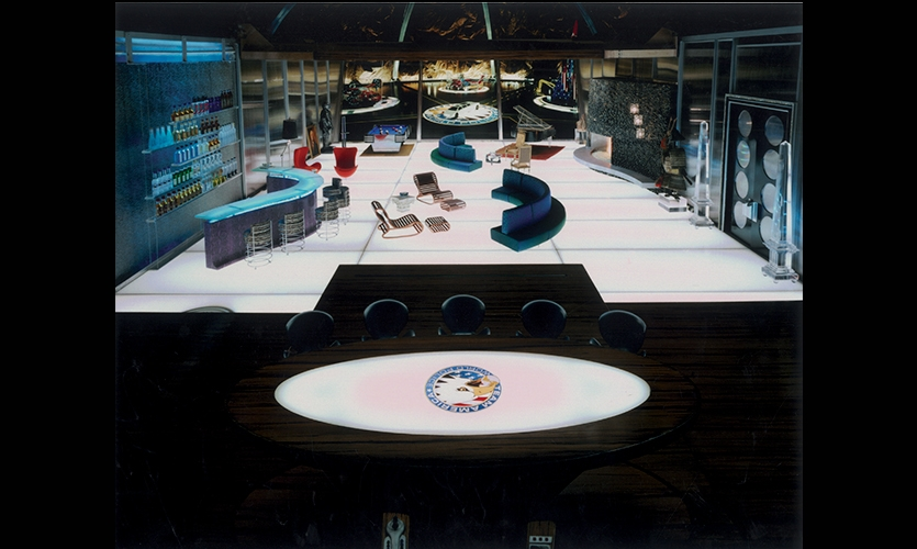 Headquarters, Team America, Paramount Pictures, Rockwell Group