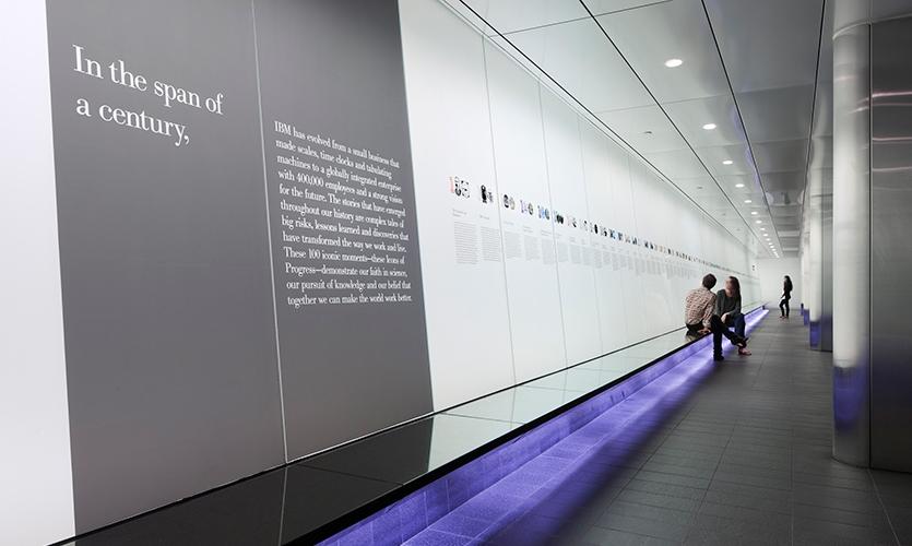 Think: An Exploration Into Making The World Better, IBM, Ralph Appelbaum Associates, SYPartners, Mirada