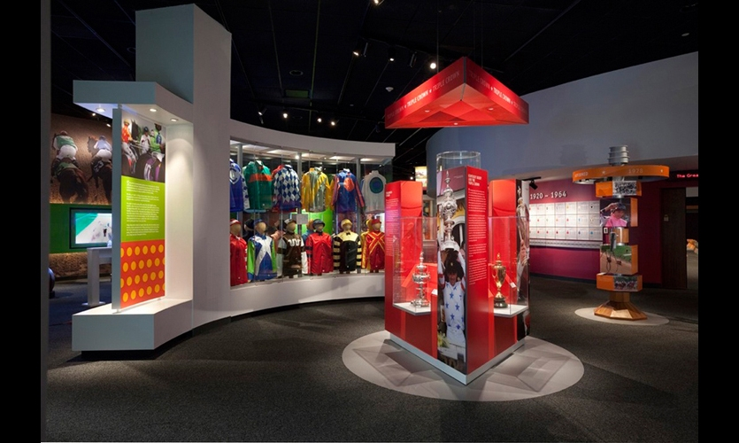Kentucky Derby Museum, Louisville, Ky.