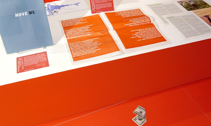 Displays, 365: AIGA Annual Design Exhibition 24, Carbone Smolan Agency
