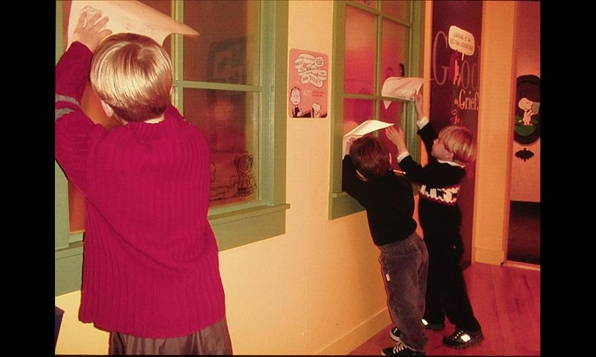 Good Grief!, Children's Museum of Manhattan Exhibitions Department