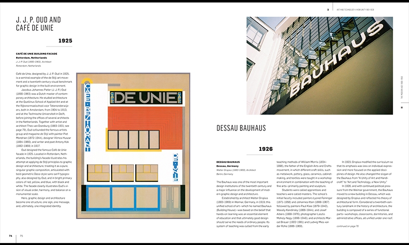 Graphic Design + Architecture, a 20th Century History, Richard Poulin, Rockport Publishers