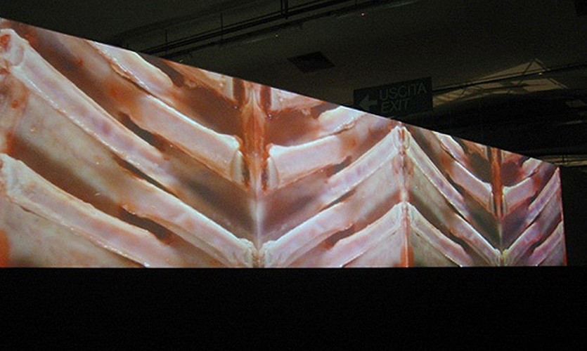 Large-Panel Video Presentation, Milan Installation, Interni Milan and Adam Tihany, KSK Studios
