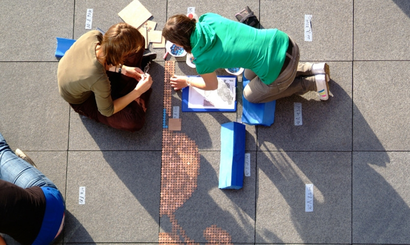 Volunteers Working, Obsessions Make My Life Worse and My Work Better, Experimenta/Urban Play, Sagmeister Inc.