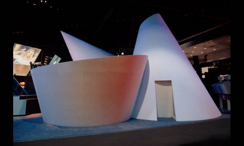 Exterior, Sony Playstation E3 Exhibit, Sony, Mauk Design