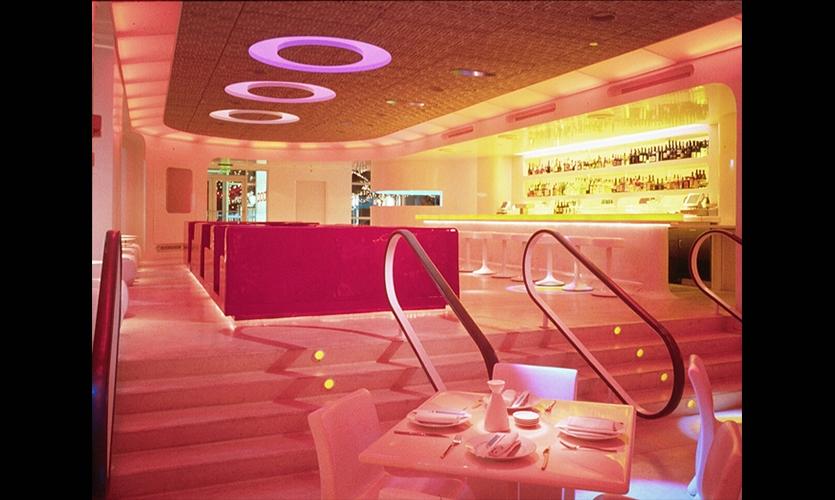 POD Restaurant, Rockwell Group