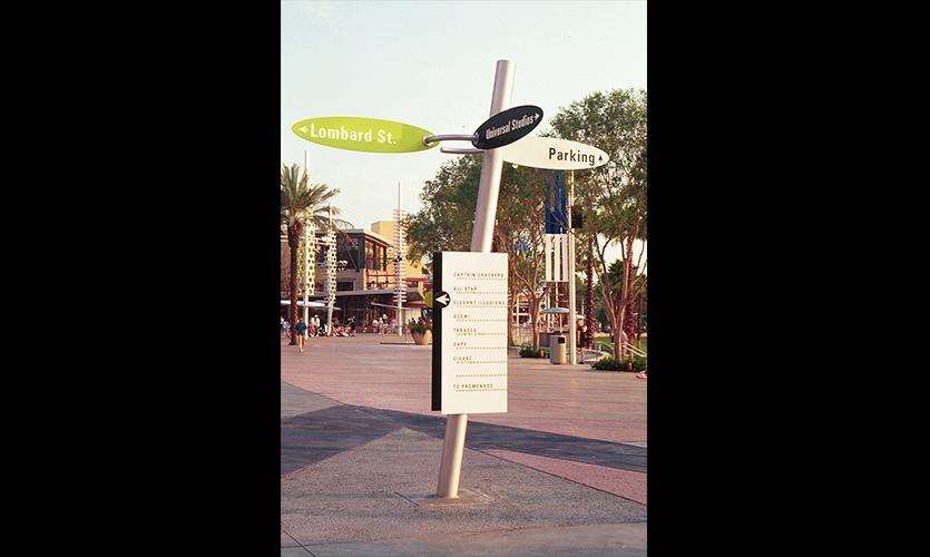 Universal Citywalk, Sussman/Prejza & Company