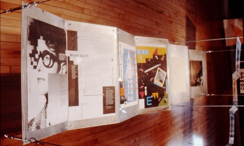 Work Spirit, Thinking and Making, William F. Eisner Museum of Advertising & Design, Kim Beckmann, Anne Ghory-Goodman