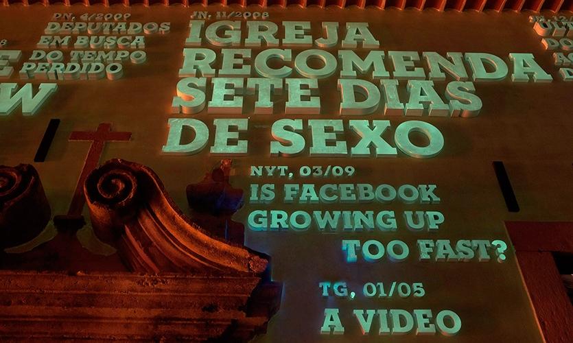 Headlines, Two Times, Ermida Nossa Senhora da Conceição, R2 Design