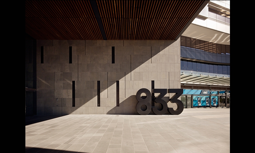 Large Numbers, ANZ Centre, ANZ, Fabio Ongarato Design, HASSELL, Lend Lease Design