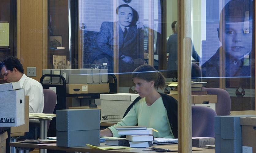 Archives, Archiving Memory, University of Minnesota, Coyne Photography + Design