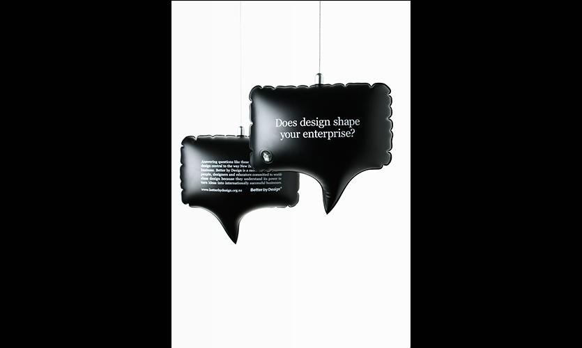 Better by Design Conference Signage, New Zealand Trade & Enterprise, Alt Group Limited