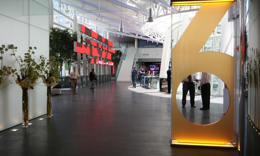 Bloomberg L.P. Corporate Headquarters, Pentagram