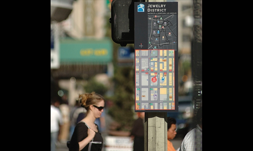 Downtown los angeles walks segd for Design consultant los angeles