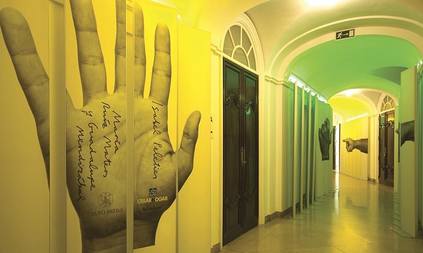 Palm, Hand to Hand, PRINT IT!, María de Ros, Daniel Loewe