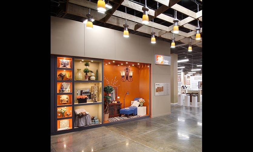 Display Wall Home Depot Design Center Home Depot Little